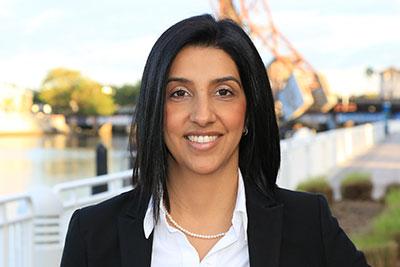Shirin Rustomji